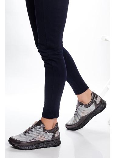 Derithy Sneakers Gümüş
